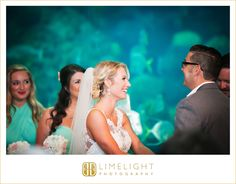 #LimelightPhotography #Wedding #Tampa #Florida #Aquarium #Love #BrideandGroom