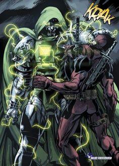 Doctor Doom: Doomwar