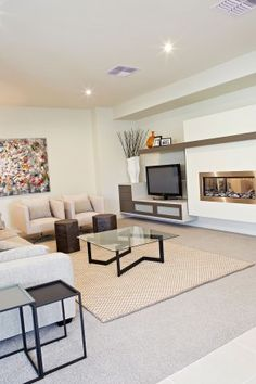 Built in entertainment joinery, modern living room, modern lounge room, modern built in joinery, new home, display home