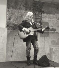 Patti Smith at Dover Street Market London