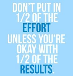 """If you're not gonna go all the way, why go at all?""  ― Joe Namath  #onehundredpercent #effort #results #3dlm #tharveker  www.harvekeronline.com/lifemakeoversystem"