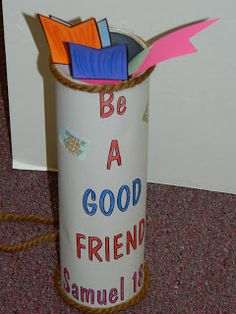 Hands On Bible Teacher: Best Friends: David and Jonathan.  Several good ideas for this lesson.