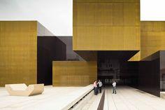 Plataforma das Artes e da Criatividade, Guimarães, Portugal - Pitágoras Arquitectos - © Jose Campos
