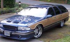 `95 Buick  , Estate