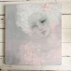 Poetic Portraits by Jorunn Mulen at Shabby Chic stores & www.shabbychic.com @officialshabbychic