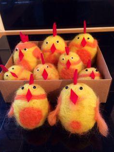 Craftandacuppa Easter chicks