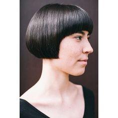 Precision haircut by Masumi at the Antonio Salon, Seattle