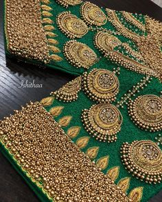 Latest Maggam work blouse designs for Pattu sarees Blouse Back Neck Designs, Hand Work Blouse Design, Stylish Blouse Design, Fancy Blouse Designs, Bridal Blouse Designs, Aari Work Blouse, Maggam Work Designs, Designer Blouse Patterns, Hand Designs