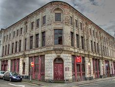 Vittoria Street, Jewellery Quarter,Birmingham