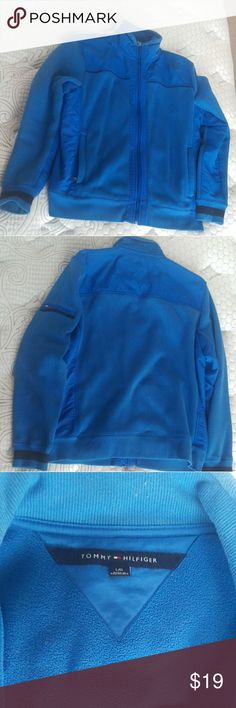 Man's jacket Men's jacket good condition size:L Tommy Hilfiger Jackets & Coats Lightweight & Shirt Jackets