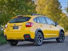 "Subaru XV ""Sunshine Yellow"" '2015"
