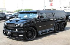 Ultimate Six Hummer