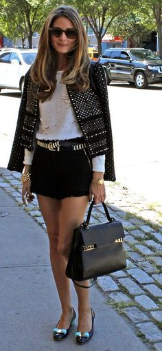 40 Olivia Palermo Casual Outfit Style You Can Try