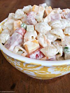 Jam Hands: Mom's Macaroni Salad