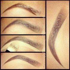 Megan Fox eyebrows
