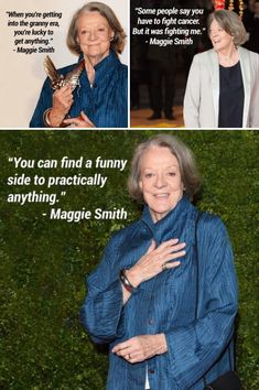 Happy 83rd birthday Dame Maggie Smith! December 28th