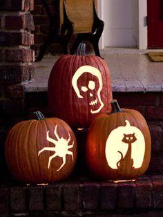 Halloween Pumpkin Templates - Free Halloween Templates from WomansDay.com - Woman's Day