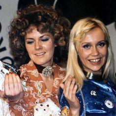 1974 ABBA Brighton pressconference