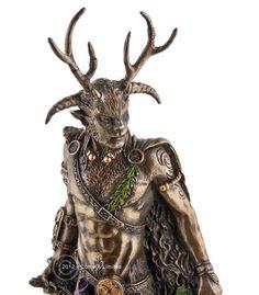 Cernunnos Statue :: Pagan Dreams