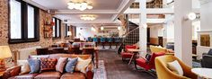 Eat | The Hoxton, Amsterdam | Dutch Hotel | HoxtonHotels