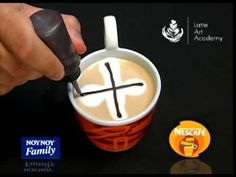 ▶ Barista academy latte art - YouTubeWhen recovery if free pour goes bad