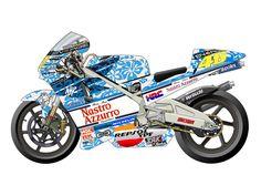 Honda NSR 500 2001 - Mugello