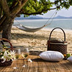 Most Romantic Places, Koh Samui, Luxury Villa, Luxury Travel, Table Settings, Romance, Beach, Luxury Condo, Romance Film