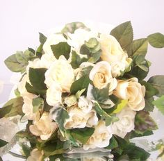 Natural Posy for a lovely bride... by Emma Hall Designs