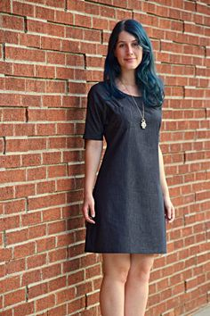 Arum Dress by Attack of the Seam Ripper