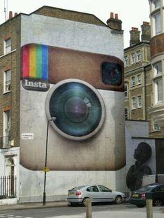 instagram. STREET ART