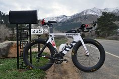 The New Cervelo P3 /by The Radsport #TT #tri #bicycle