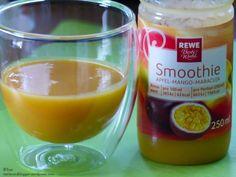 Die Beste Wahl? Rewe Beste Wahl Smoothie Apfel-Mango-Maracuja - Rewe Smoothie Apfel Mango