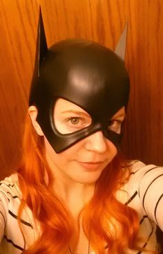 Batgirl of Burnside Cowl Photo dump of my in-progress pictures for my Batgirl of Burnside cowl! This was the first time I ever attempted something like this, and I think it turned out pretty darn...