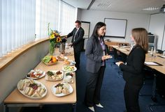 conference room lunch meeting - Google Search