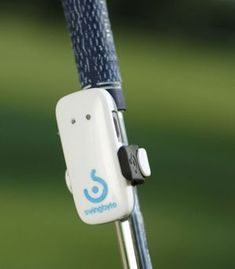 Swingbyte Trainer - Coolest Golf Gadget Ever - 3D Real Time Swing Analysis on your iPhone or Android