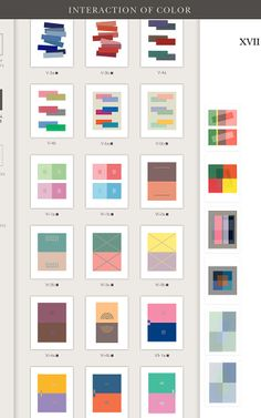 A Bible Of Color Theory Is Now An App  Joseph Albers: Interaction of Color