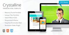 Shopping Crystalline - Premium HTML5 TemplateWe have the best promotion for you and if you are interested in the related item or need more information reviews from the x customer who are own of them before please follow the link to see fully reviews