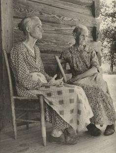 Margaret Bourke White - Lansdale, Arkansas (1936)