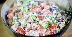 Рецепт жиросжигающего салата для похудения, на котором я скинула 15 кг за один месяц | Похудение и стройная фигура | Яндекс Дзен