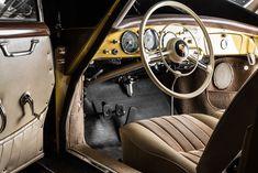 1957 Porsche 356A 1500 GS Carrera Coupé #porsche