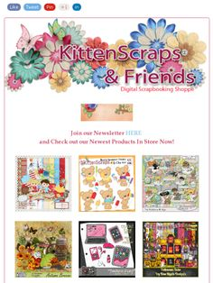 Ad:Check out our Fabulous New Products and Daily Freebie @ KittenScraps & Friends Store!https://madmimi.com/s/6dff45