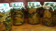 Pickles, Cucumber, Zucchini, Herbalism, Mason Jars, Smoothie, Homemade, Canning, Vegetables
