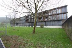 Peter Zumthor Spittelhof Housing Estate