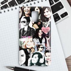 Demi Lovato Collage Samsung Galaxy Note 4 Case | casefantasy