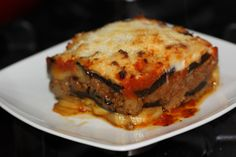 Moussaka paso a paso. Receta familiar de Sakis. / Step by step Moussaka. Sakis family recipe