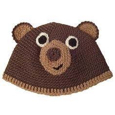 This is a pattern for an adorable bear hat (based on our amigurumi pattern: Learie the Bear).This pattern contains directions for 4 sizes, ranging from child to adult. This pattern uses mostly single crochet, plus some double crochet. In addition to a yarn and hook, you will need a tapestry needle to complete this pattern.As always, our pdfs contain progress photos, and technical assistance.