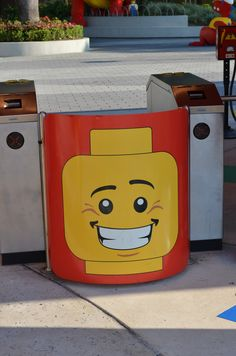 Don't be shy come on into the park! #LEGOLANDFlorida