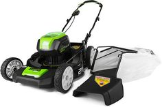 GreenWorks GLM801600 80V 21-Inch Cordless Lawn Mower Battery And Charger Not Included $200.23 (amazon.com)