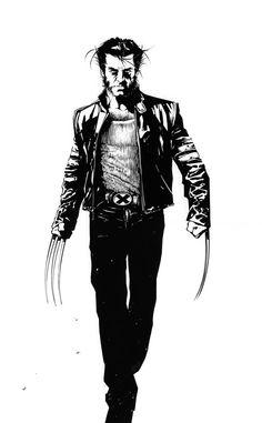 Wolverine by Philippe Danvaele *