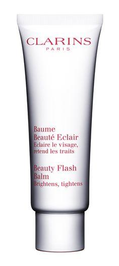 Baume Beauté Eclair Soin visage anti-fatigue coup d'éclat instantané./Beauty Flash Balm Beautiful, radiant skin in an instant.